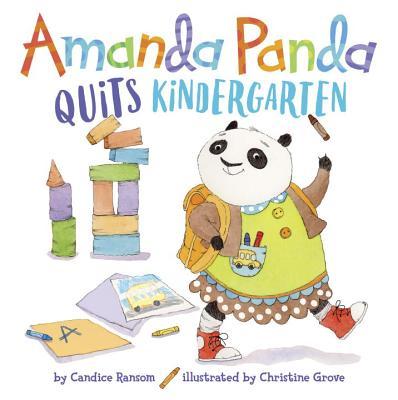 Amanda Panda Quits Kindergarten, Ransom, Candice