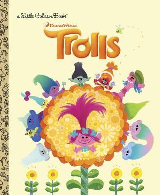 Image for Trolls Little Golden Book (DreamWorks Trolls)