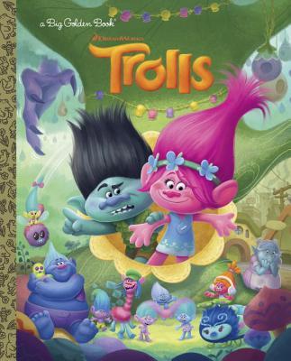 Image for Trolls Big Golden Book (DreamWorks Trolls)