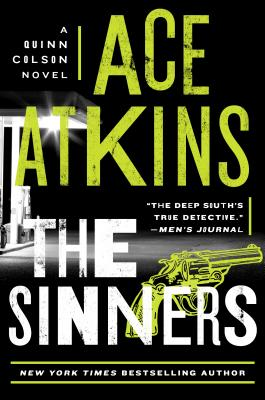 Image for SINNERS, THE A QUINN COLSON NOVEL