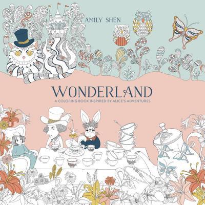 Image for Wonderland: A Coloring Book Journey