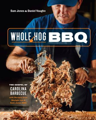 Image for WHOLE HOG BBQ: The Gospel of Carolina Barbecue wit