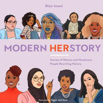 Image for Modern HERstory: Stories of Women and Nonbinary People Rewriting History