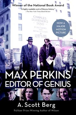 Image for MAX PERKINS EDITOR OF GENIUS