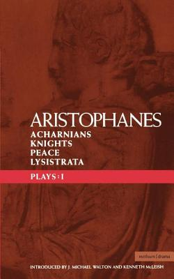 Image for Aristophanes Plays: 1: Acharnians , Knights , Peace , Lysistrata (Classical Dramatists) (Vol 1)