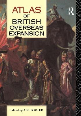 Image for Atlas of British Overseas Expansion