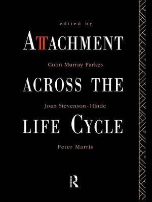 Image for Attachment Across the Life Cycle