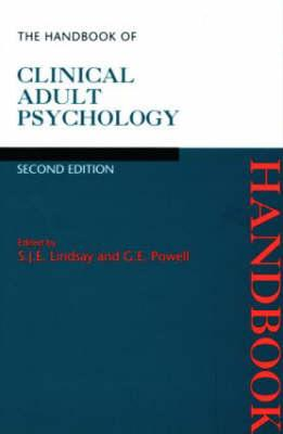 Image for The Handbook of Clinical Adult Psychology