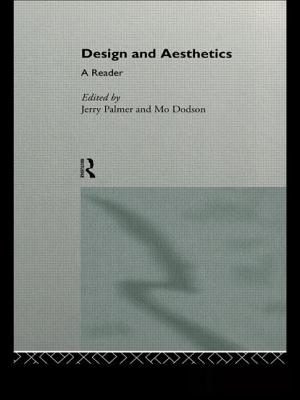 Image for Design and Aesthetics: A Reader