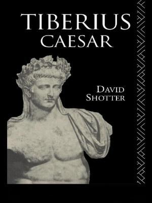 Tiberius Caesar (Lancaster Pamphlets in Ancient History), David Shotter