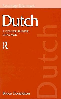 Image for Dutch: A Comprehensive Grammar (Comprehensive Grammars)