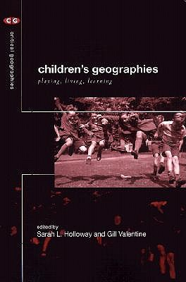 Image for Children's Geographies (Critical Geographies)