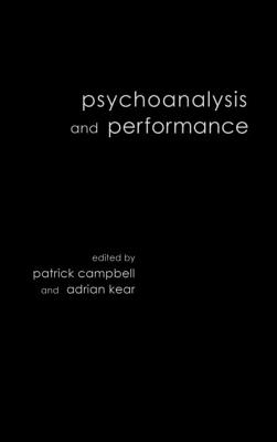 Image for Psychoanalysis and Performance
