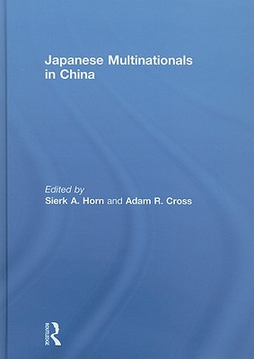 Japanese Multinationals in China