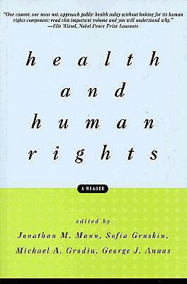 Image for Health and Human Rights: A Reader