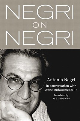Image for Negri on Negri