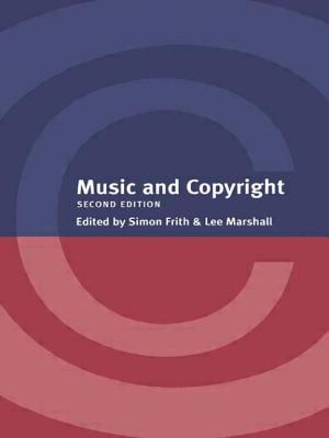 Image for Music and Copyright