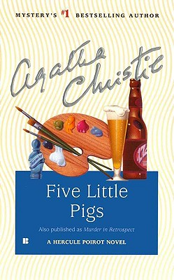 Image for Five Little Pigs (Also published as Murder In Retrospect)
