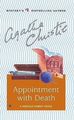 Appointment with Death, Christie, Agatha