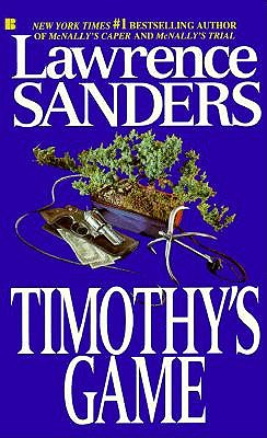 Timothy's Game, LAWRENCE SANDERS