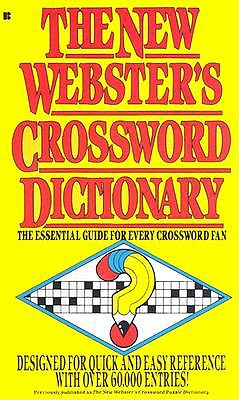 Image for The New Webster's Crossword Dictionary