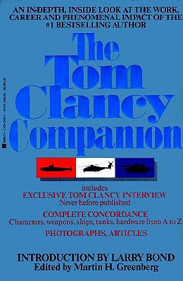 Image for The Tom Clancy Companion