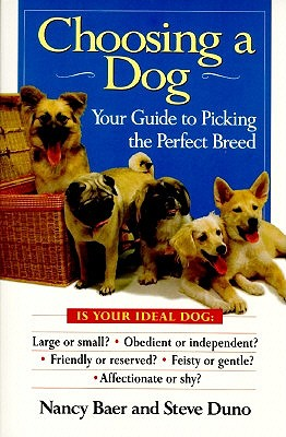 Image for CHOOSING A DOG