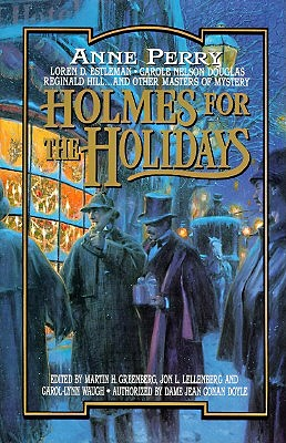 Image for Holmes for the holidays