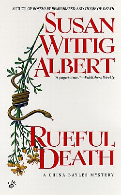 Image for Rueful Death (China Bayles Mystery)