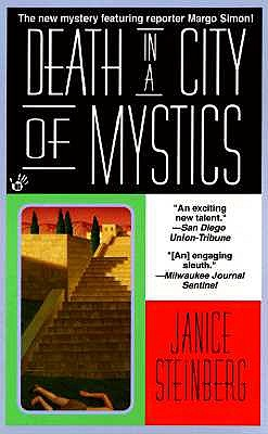 Death in a City of Mystics, Steinberg, Janice