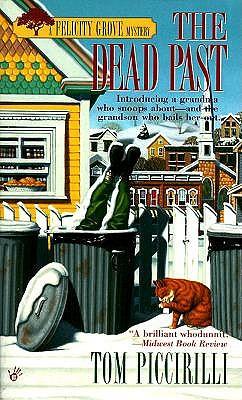 The Dead Past, Piccirilli, Tom