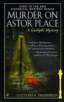 Image for Murder on Astor Place (Gaslight Mystery)