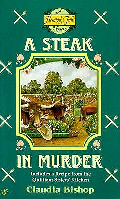 Image for Steak in Murder (Hemlock Falls Mysteries)