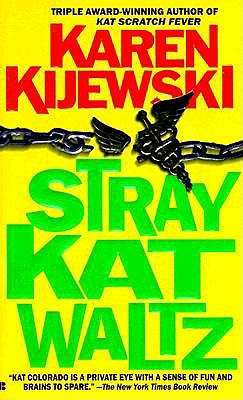 Image for Stray Kat Waltz (Kat Colorado Mysteries)
