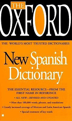 Image for The Oxford new Spanish Dictionary
