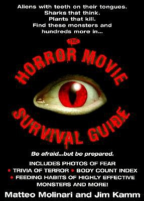 Image for The Horror Movie Survival Guide