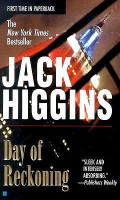 Day Of Reckoning, Jack Higgins