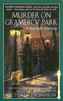 Murder on Gramercy Park, VICTORIA THOMPSON