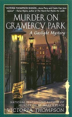 Image for Murder on Gramercy Park