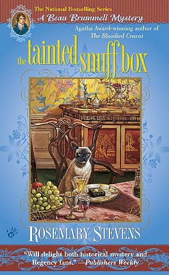 The Tainted Snuff Box, Stevens, Rosemary