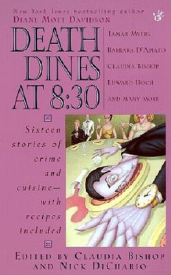 DEATH DINES AT 8: 30, Various, ; Bishop, Claudia & Nick DiChario