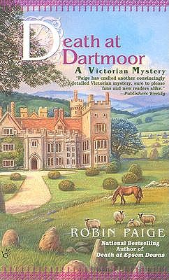 Death at Dartmoor (Victorian Mystery), ROBIN PAIGE