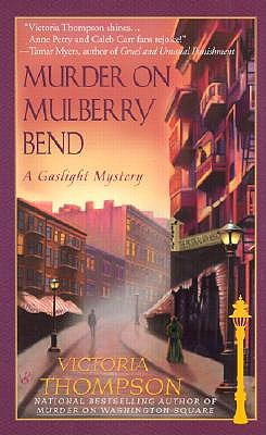 Image for Murder on Mulberry Bend