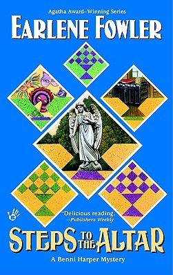 Steps to the Altar (Benni Harper Mystery), Fowler, Earlene