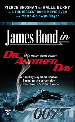 Image for JAMES BOND - DIE ANOTHER DAY