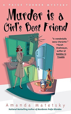 Image for Murder is a Girl's Best Friend (Paige Turner Mystery)