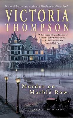Murder on Marble Row, Thompson, Victoria