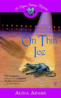 Image for ON THIN ICE FIGURE SKATING MYS