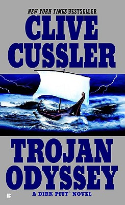 Image for Trojan Odyssey (Dirk Pitt Adventure)