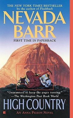 High Country (An Anna Pigeon Novel), Barr, Nevada